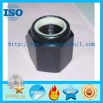 High-strength Nylon Lock Nut,Grade 8 black hex nut,Hex nylon nut,Hex insert nylon nut,Hexagonal nylon insert nut,hex nut