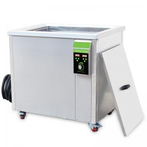 China Stainless Steel 304 Ultrasonic Engine Cleaner 38L Cassette 40khz Rust Proof on sale