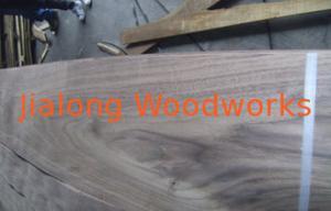 China Construction Stain Walnut Engineered Wood Veneer Edge Banding Waterproof on sale