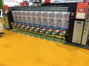 China Banner Digital Sublimation Large Format Plotter Inkjet Printer Machine on sale
