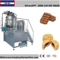 China TJYH Series Stainless Steel Made Toffee Candy Production Line on sale