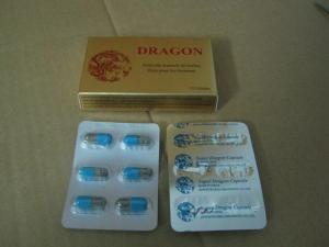 China dragon male sex capsule last long sex time best care for male on sale