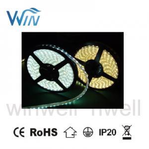 China Lumière de bande flexible de LED 3014 3528 5050 SMD LED, option de R/G/B/Y/W/RGB on sale
