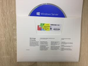 China 2CPU / 2VM Microsoft Windows Server 2012 R2 English Version 64 Bit DVD on sale
