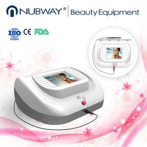 China Portable Spider Vein removal machine / Vascular Removal 980nm medical diode laser machine on sale