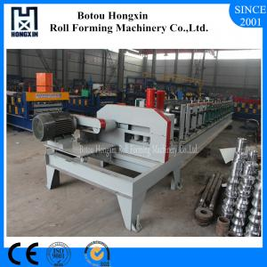 China C U Purlin Roll Forming Machine, Flying Saw Cutting Steel Roll Forming Machine on sale