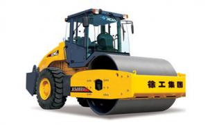 China XS183J  XCMG's 18 tons single drum mechanical drive vibratory road rollers on sale