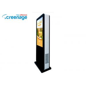 China Full HD LCD Advertising Player Digital Signage Monitors 19 - 84 Inch Acrylic 1080 X1920 on sale
