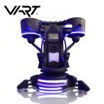 Black Color 360 Degree Rotation 9D VR simulateur de réalité virtuelle for sale