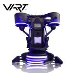Black Color Theme Park 9D VR Simulator 1 Player Chinese Or English Edition