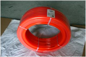 China Resistant to oil Polyurethane Round Belt Urethane Belting for Packing line on sale