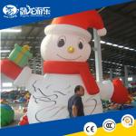 good quality holiday inflatables, inflatable snowman for Christmas