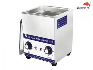 China 2L 60W SUS304 Mechanical Ultrasonic Cleaner JP-010 For Dental on sale