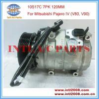 Car Compressor air conditioning Denso 10S17C For Mitsubishi Pajero IV 3.8i Montero IV Shogun IV 447260-6482 7813A163