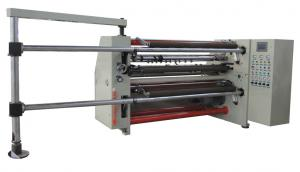 Quality High Speed Paper Slitter And Rewinder , Stable Operation Paper Roll Slitter for sale