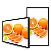 China Portable 1080P HD Advertising Free Standing Touch Screen Kiosk 43 Inch LCD Digital Signage on sale