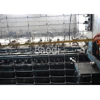 Hinge Joint Knot Cattle Wire Fence Hot Dipped Galvanized For Animal Fence