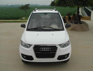 China 60V Mini Electric Car Audi Style With 3.0kw AC Asynchronous Motor on sale