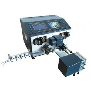 China Machine automatique d'isolation de téflon de bande d'à dénuder de pince/de dépouillement de fil pour l'isolation de téflon on sale