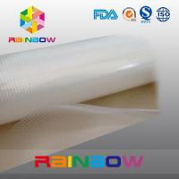One Side Clear One Side Embossed Transparent Roll Films For Food Packaging