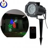 Different Models of led raindrops and rotating effect Christmas spotlights holiday lights with A Discount