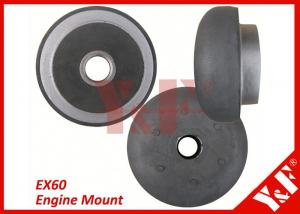 China Anti Vibration Moulded Rubber Engine Mounts For HITACHI EX60 Construction Machinery Parts on sale
