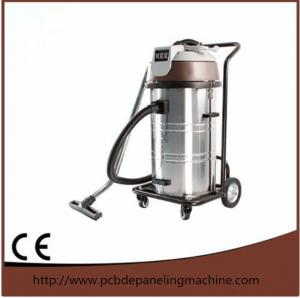 China Critical Cleaning Wet Dry Vacuum Cleaner , 60L Industrial Vacuum Equipment on sale