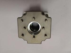 China Robot Applied Aluminum Machined Parts Metal Hardware Components on sale