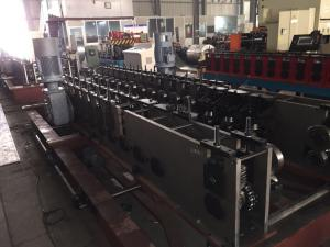 China Full Automatic High Sided CT Cable Tray Manufacturing Machine With PLC Interface on sale