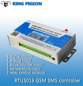 China Analog data logger,humidity temperature data logger,GSM SMS controller,M2M RTU5019 on sale