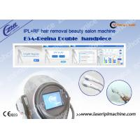 Highly Efficient E-light IPL RF , Freckle Removal Treatment Beauty Equipment