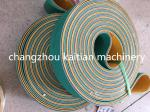 PP woven bag making machine spare parts for tape lines rubber belt for sale