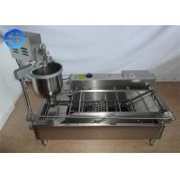 China T-100 Commercial Donut Making Machine 300-1200 Pcs Per Hour For Cake Shop on sale