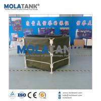 China Molatank Mobile Mini/Large Size PVC Flexible Round Fish Farming Aquarium Water Storage Tank on sale