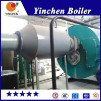China Diesel Fired Steam Generator Cylindrical Boiler Used In Package Machine Industry on sale