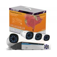 China Newest Power line communication 4CH 720P NVR Kit no need connect with network cables on sale