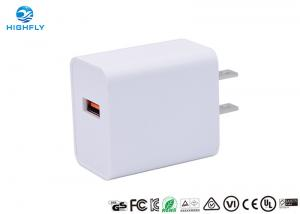 China Type C Quick Charge Adapter PD USB 18W QC3.0 Fast Charging Adapter 5V 3A on sale