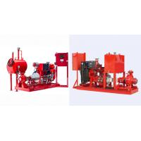 Diesel Engine End Suction Fire Pump With Eaton Cotroller UL FM EN12845 CCCF Standards