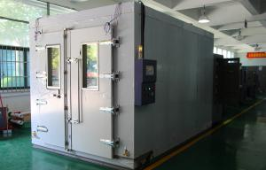 China Walk in stability Climatic Test Chamber / Custom environmental rooms on sale