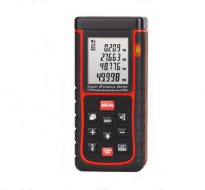China 50m Digital 1.9 LCD Laser Distance Meter For Engineering Measurement And Indoor Design on sale
