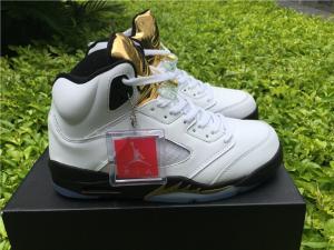 Quality Air Jordan 5 Men and Women Sports shoes AJ5 Basketball Shoe Woman  Sneakers White for ... 7ea15763b