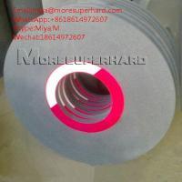 Conventional Crankshaft Grinding Wheel grinding crankshaft for engines of cars miya@moresuperhard.com