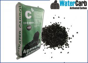 China High Strength Wastewater Treatment Chemicals Coal Based Granular Activated Carbon on sale