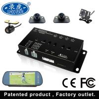 China High Trigger Picture CCTV DVR Recorder / 4ch Mobile DVR 720×576p on sale
