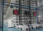 Industrial Warehouse Automated Storage And Retrieval System Steel Q235