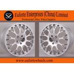 O profissional de Susha roda o fabricante - bordas forjadas 20inch feitas à máquina VIA/JWL da prata da fábrica de China