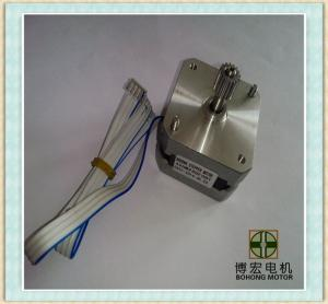 China 1.8 degree 2 Phase hybrid stepper motor NEMA17/ stepping motor for hyundai /12v bipolar stepper motor on sale