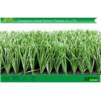 China Durably 50mm 10000dtex Football Artificial Grass For Football Field on sale