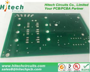 China Double Sided 2oz HAL Circuit board PCB, 2 layers PCB, PCB Circuit Board, Double sided PCB, Fr4 2 layers PCB on sale