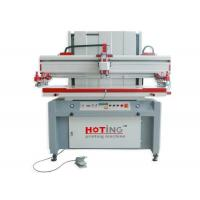 Electric screen printing machine